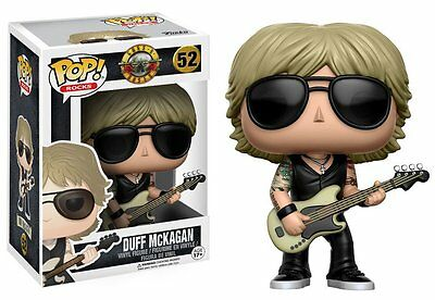 Funko Pop  Rocks  Guns N Roses   Duff Mckagan   11361