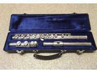 Emerson Open Hole Flute ***Solid Silver Head***
