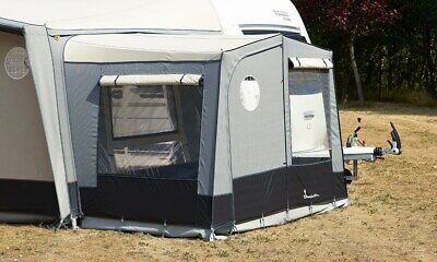 Isabella Annex 250 Grey Carbon X Frame to fit Full Caravan Awnings NEW 2019