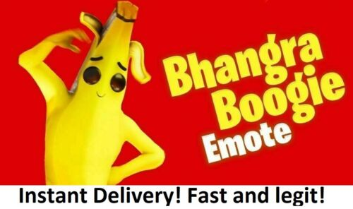 [Fortnite] Bhangra Boogie Emote code Instant delivery! Received from Oneplus