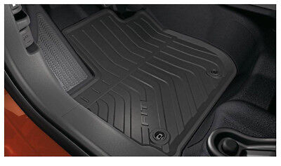 Genuine OEM Honda Fit All Season Floor Mat Set 2015   2019 Full Mats