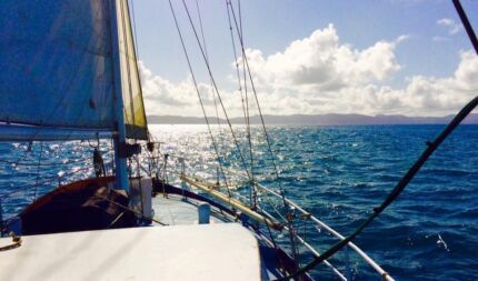 Airlie Beach to Gold Coast sailing crew opportunity Airlie Beach Whitsundays Area Preview