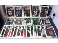 FATALE Comics issues 1 to 24