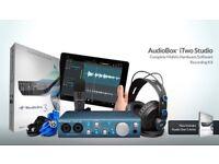 Presonus iTwo recording kit