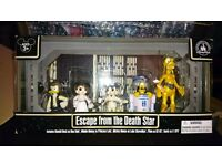 Disney Star Wars Mickey Mouse Escape from the death star figure set. New and sealed.