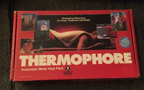 Battle Creek Equipment Thermophore MaxHEAT Moist Heating Pad