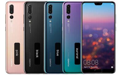 Huawei P20 P20 pro 128GB single Dual Sim Unlocked Smartphone GRADE
