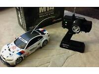 Radio controlled RC BMW M3 Carisma subaru rc