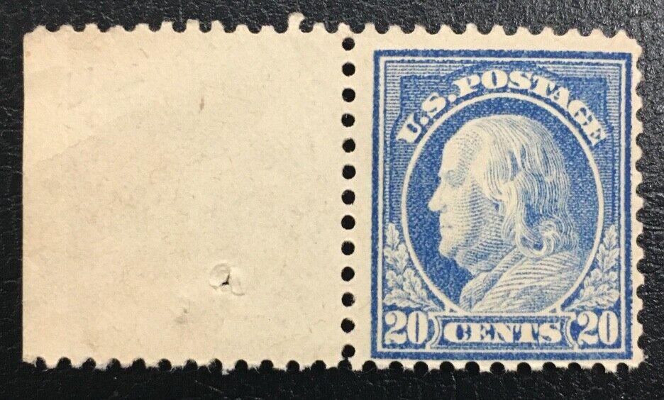 US Scott 515 20 Cent Franklin - Mint/OG/NH - F/VF Scotts Value 95.00 - $19.99