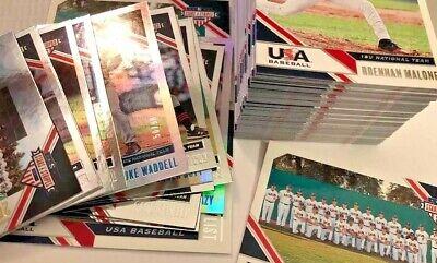 2020 USA Baseball Stars & Stripes - YOU PICK - Quantity discount - $2.99 (You Ship Usa)