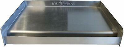 Sizzle-q Sq180 100 Stainless Steel Universal Griddle With Even Heating Cross