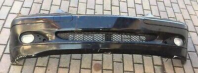 Gebraucht, MERCEDES-BENZ C-KLASSE S203 W203 Stossstange Vorne Schwarz 197 gebraucht kaufen  Gumpenweiler