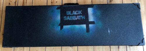 ORIGINAL EARLY DAYS 'BLACK SABBATH' GUITAR HARD CASE? - 1960s / 1970s?