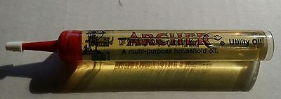 "Archer Household Utility Oil 5"" Tube"