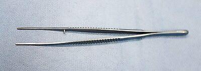 Scanlan 3003-05 Debakey Forceps Straight Tips 1mm 7 34