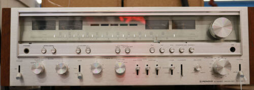 Vintage 1970's Pioneer SX-980 Classic Home Stereo Receiver, 80 watts