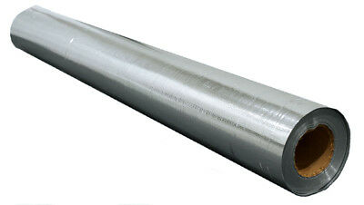 4x50 Radiant Barrier Attic Foil Solid Vapor Barrier Reflective Insulation 200