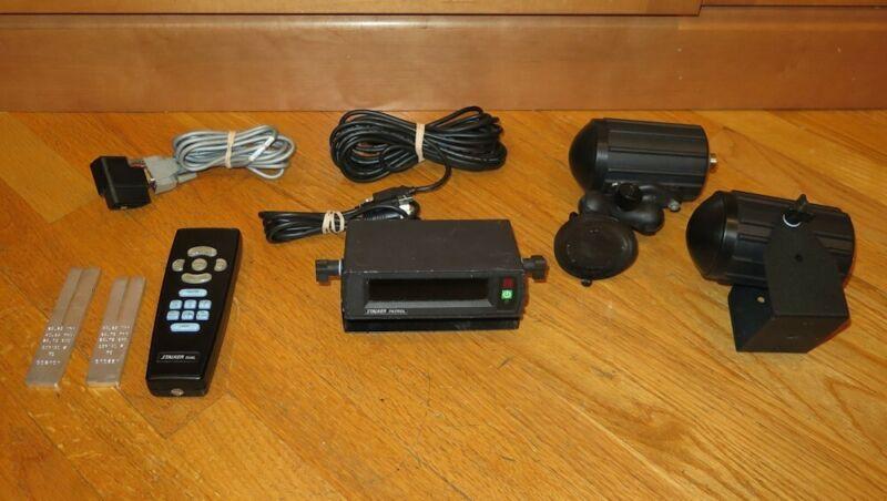 Stalker Patrol Dual-Antenna USB K-Band Radar System w/Remote Control