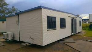 Site Office (12m x 6m) c/w toilet & Kitchen Goodna Ipswich City Preview