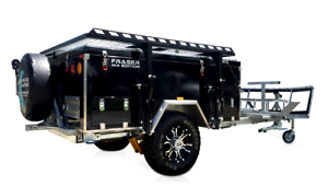 Broadwater Camper Trailer The Fraser MX Biggera Waters Gold Coast City Preview