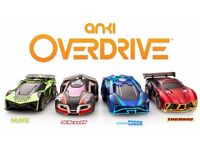 anki overdrive cars and charging platform new unused