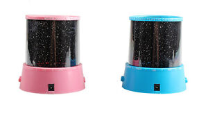 Star Planetarium Night Light Projector Lamp New Amazing Sky Master