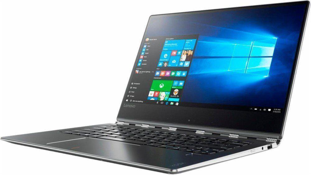 "Lenovo YOGA 910-13IKB Type: 80VF 13.9"" Complete Laptop Intel Core i5-7200U 256G"
