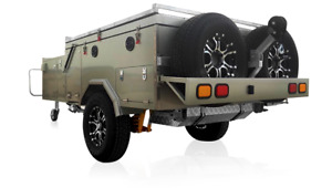 Broadwater Camper Trailer The Moreton Biggera Waters Gold Coast City Preview