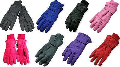 Winter Warm Up Toddler Boys Girls Unisex Fits 2-4 Thinsulate Waterproof Gloves