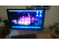 """32"""" JVC HD TV monitor - perfect condition"""