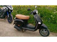 *STOLEN* Vespa ET4 125cc moped