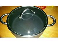 Pro Cook anodised casserole pan