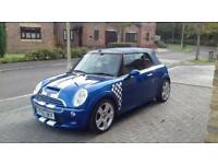 Mini Cooper S Convertible chilly pack 2005 FSH