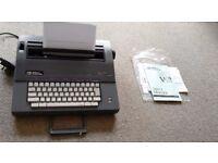 Smith Corona Electric Typewriter SL470