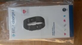 Fitbit charge 2 - brand new, in sealed packaging (Large)