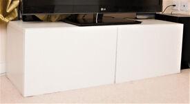 IKEA BESTA TV SHELF UNIT