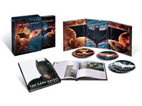 The Dark Knight Trilogy (DVD-box set)