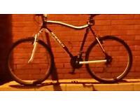 For sale Mens designer aluminium frame mountain bike trails style
