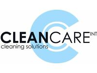 Cleaning jobs N9/ RM12/ E13/ And Central London