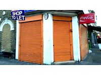 SHOP TO LET - Low Rent, Busy Location & Good for Business