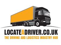 HGV Class One Drivers X 6 Required