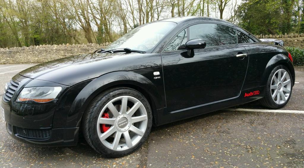 audi tt mk1 225 quattro in witney oxfordshire gumtree. Black Bedroom Furniture Sets. Home Design Ideas