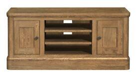 Copeland Oak TV Media Cabinet.
