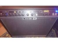 Line6 Bogner Spider Valve 112 Combo Guitar Amp Tube Amplifier 60w 1x12 Reinhold design Line 6