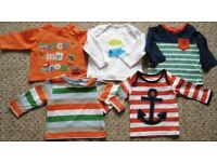 Baby Boys Clothes - 0-3 months. 10p - £3 each