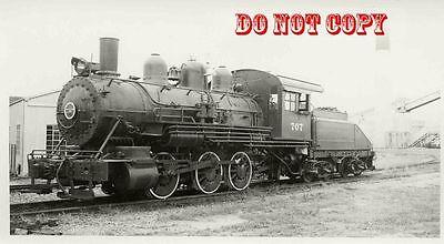 6G218 Rp 1961 Georgia Power Co Railroad Engine  707 Krannert Ga