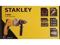 Stanley Power Drill, Impact Drill