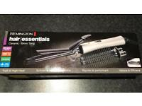 Remington Ceramic Hair Tong / Brush