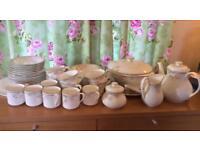 Royal Doulton Twilight Rose - tea service and dinner service, will split