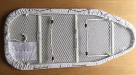 Table top ironing board, ideal student